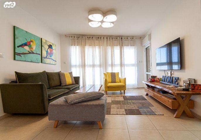 דירת 4 חדרים בפרוייקט יוקרתי בר ניסן